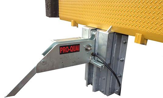équipement De Quai Niveleur De Quai Portes à Lanières Pro Quai